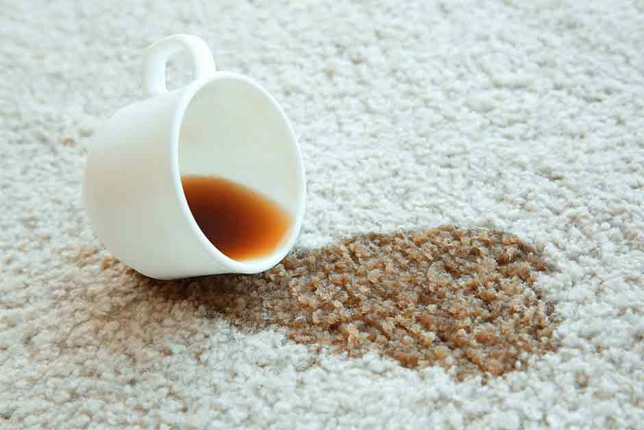 Carpet stain coffee stain removal Aylesbury